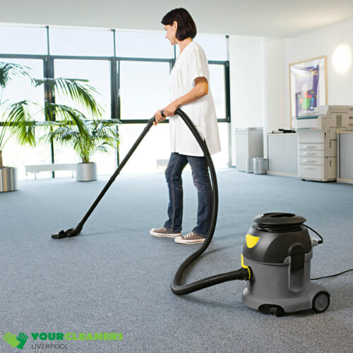 commercial cleaning in liverpool